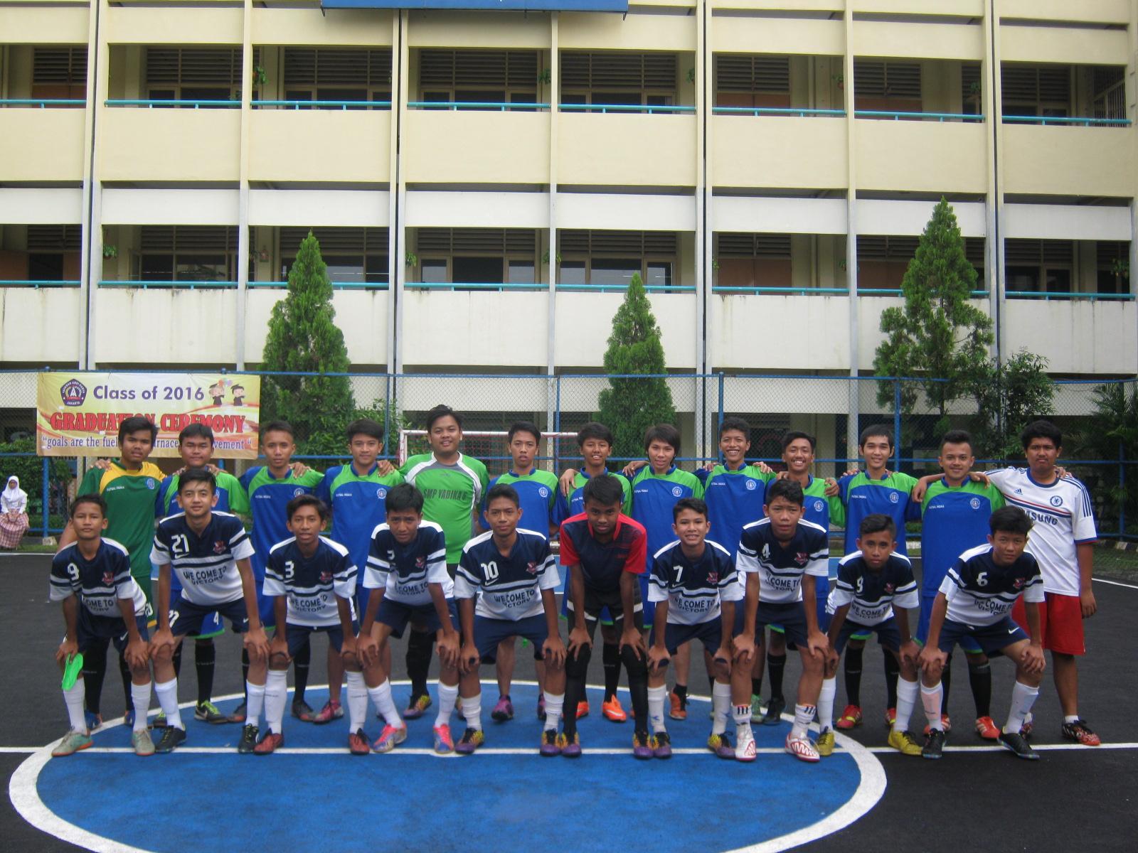 Team Futsal SMA Yadika 6