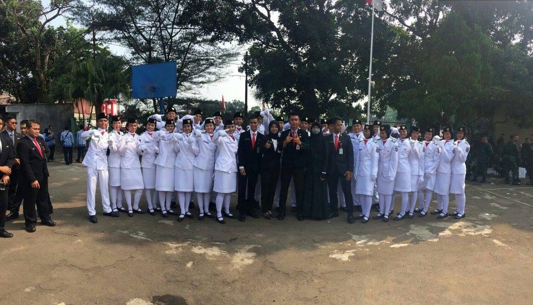 PRESTASI SISWA SMA YADIKA 6 DALAM BIDANG NON AKADEMIK TAHUN PELAJARAN 2017/2018