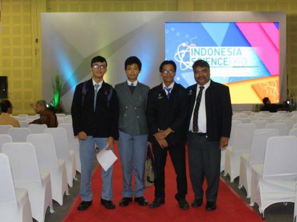 KIR SMA YADIKA 6 MENJADI FINALIS NATIONAL YOUNG INVENTORS AWARDS (NYIA) 2019