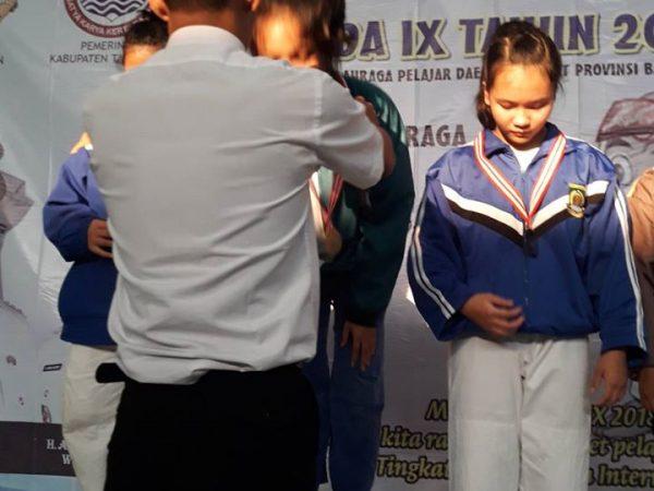 PRESTASI ATLET JUDO TINGKAT PROVINSI BANTEN SMA YADIKA 6 TAHUN PELAJARAN 2017/2018