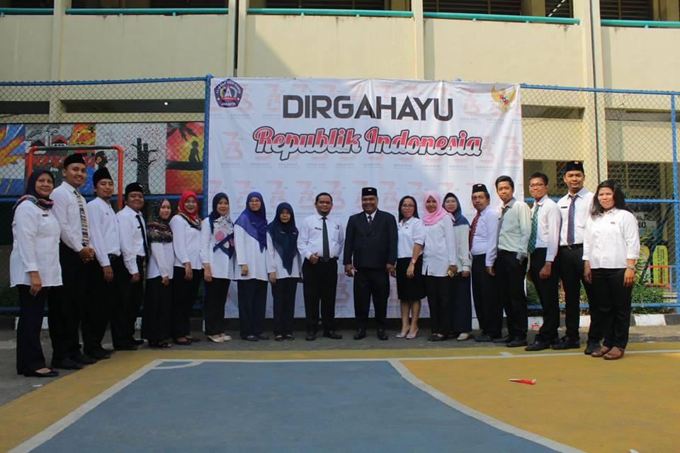 DIRGAHAYU REPUBLIK INDONESIA KE – 73 TAHUN  SMA YADIKA 6  TAHUN PELAJARAN 2018/2019