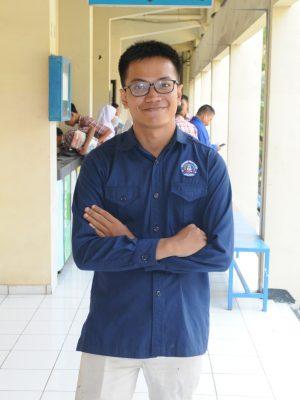 Dimas Lesmana, S.Pd